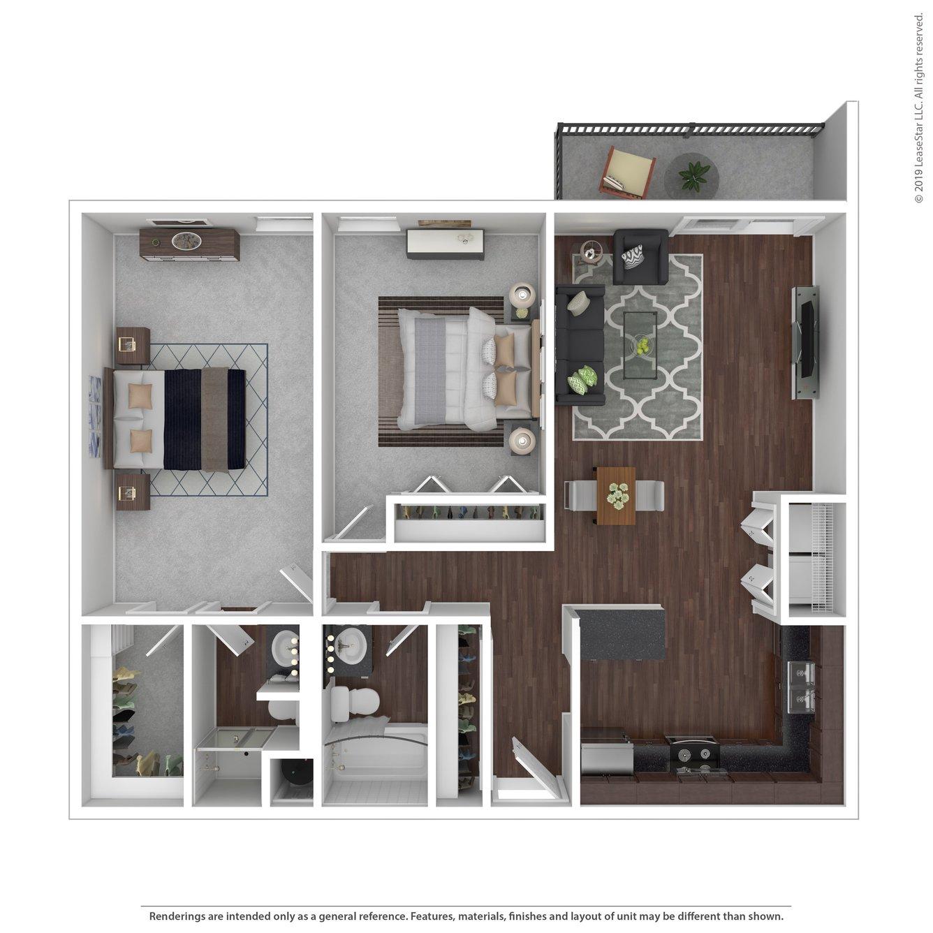 Edgewater Broad Ripple Indianapolis Apartments Floor Plans